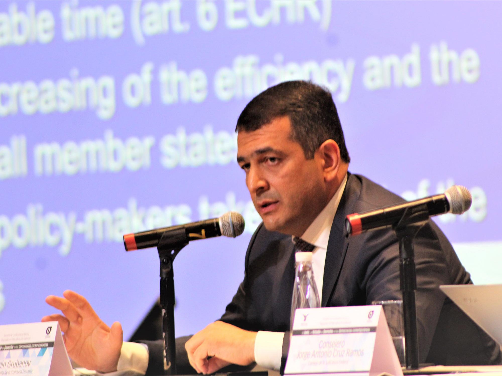 Рамин Гурбанов выбран президентом Европейской комиссии по эффективности правосудия Совета Европы – ФОТО