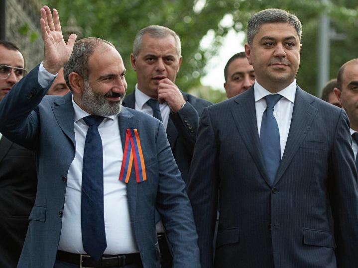 «Это война против Армении, ее государственности»: Пашинян о новой прослушке