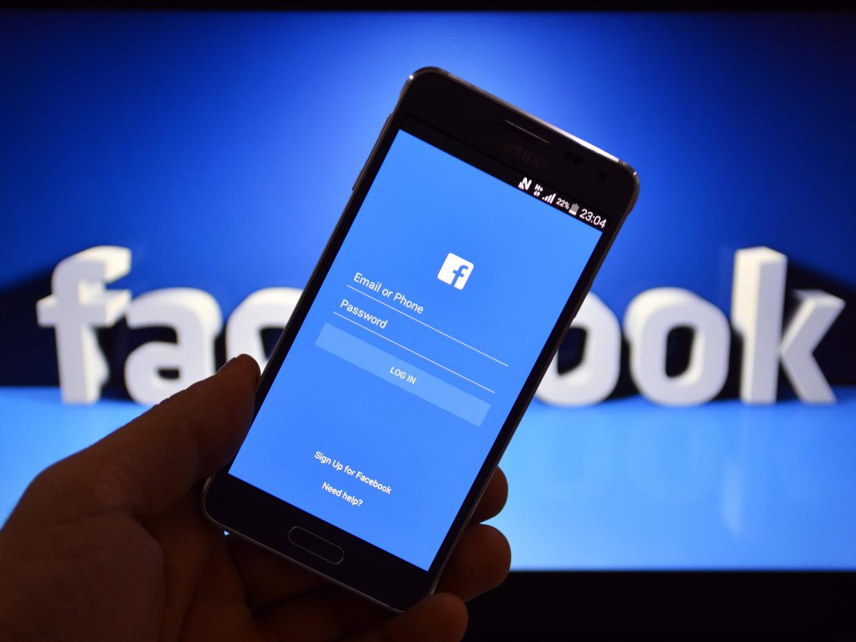 Facebook рухнул