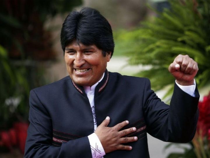 Суд в Боливии одобрил выдвижение Моралеса на четвертый президентский срок