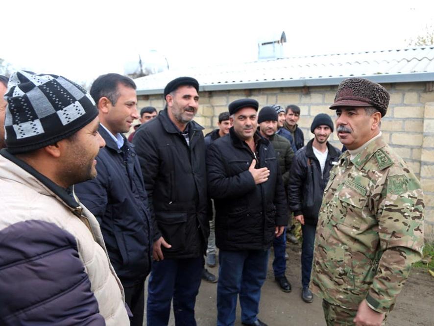 Министр обороны проверил боеготовность передовых подразделений – ВИДЕО
