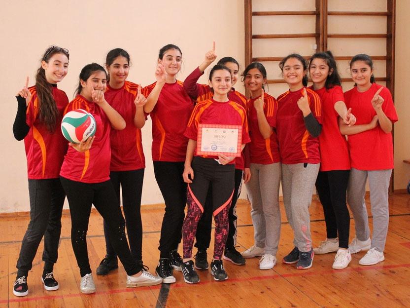 Завершился региональный этап Республиканского чемпионата по разным видам спорта среди школьников - ФОТО