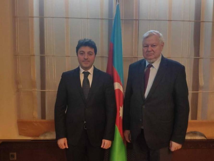 ОБСЕ ответила на состряпанное армянами письмецо о встрече Анджея Каспршика с представителями азербайджанской общины