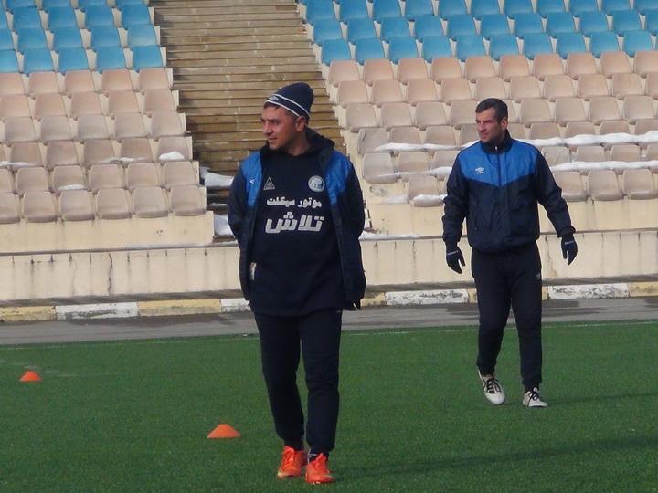 На матче кубка Азербайджана в состоянии здоровья главного тренера «Агсу» возникли проблемы