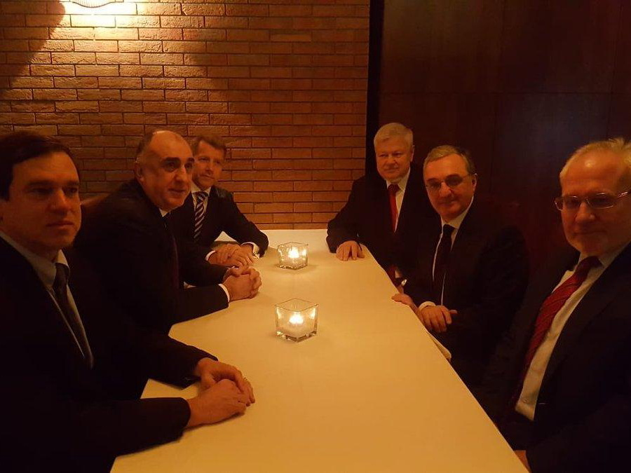 Эльмар Мамедъяров о встрече с главой МИД Армении в Милане