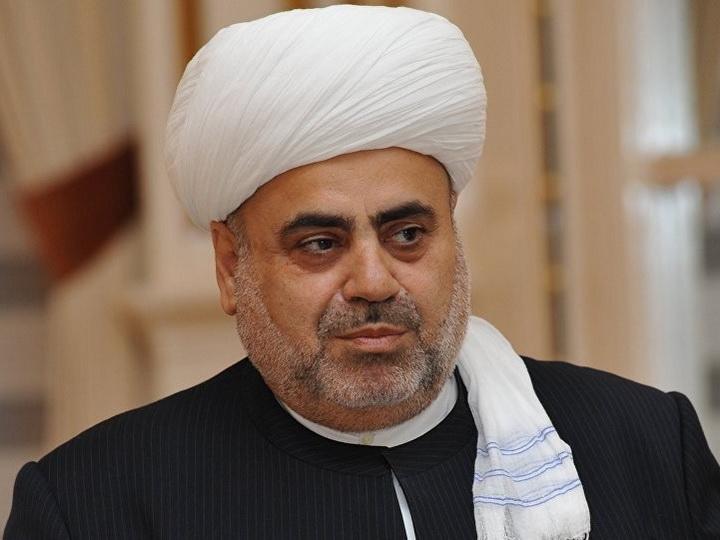 Аллахшукюр Пашазаде выступил с заявлением в связи с 70-летием принятия Общей Декларации о правах человека ООН