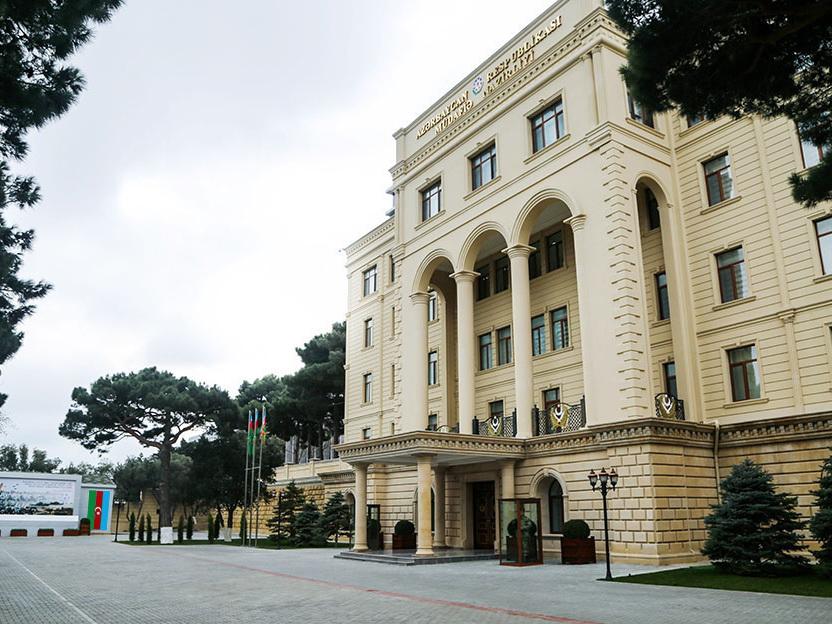 Минобороны Азербайджана выступило с заявлением касательно ракетных комплексов «Бал-Э»