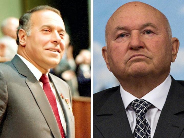 Воспоминания Юрия Лужкова: Гейдар Алиевич – человек своего народа, это лидер нации - ВИДЕО