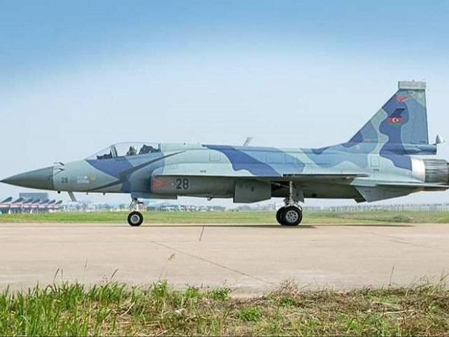 Первая фотография истребителя JF-17 в камуфляже ВВС Азербайджана оказалась фотопрезентацией – ФОТО – ОБНОВЛЕНО