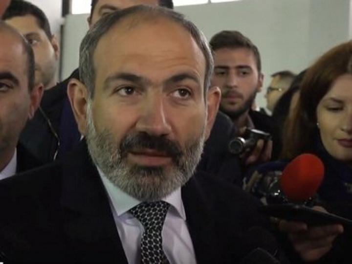Никол Пашинян: «Какой-либо пресс-секретарь не может со мной говорить»