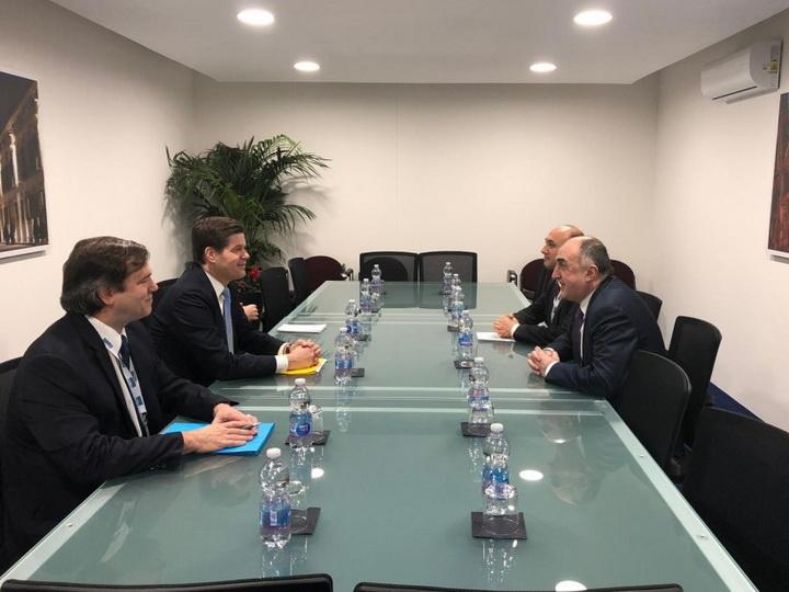 Помощник госсекретаря США высоко оценил вклад Азербайджана в борьбу с терроризмом