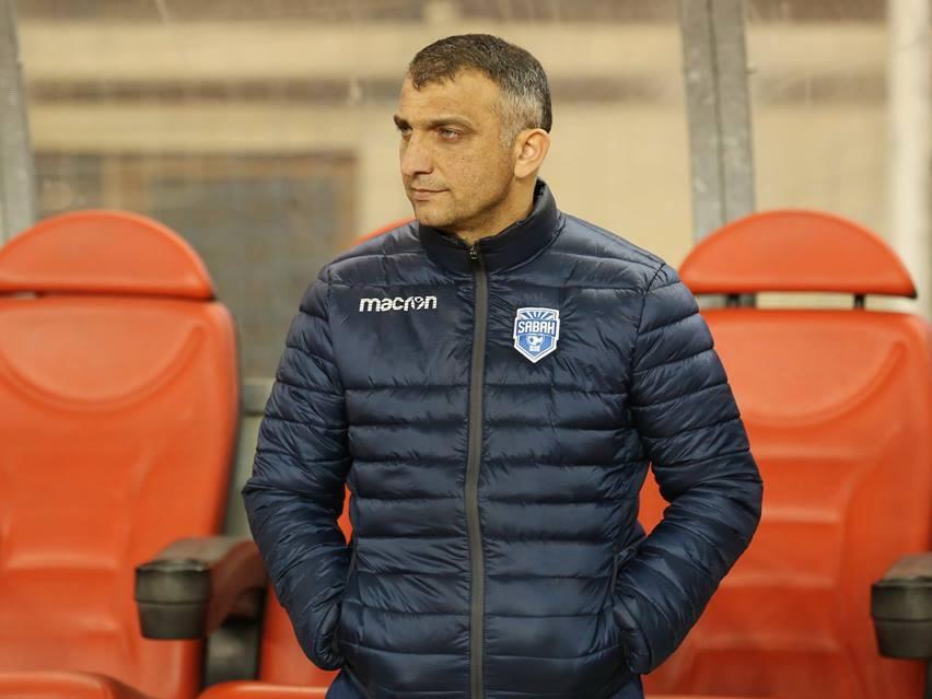 Главный тренер ФК «Сабах»: «Молодым футболистам надо давать шанс играть. Футбол – это игра шанса»