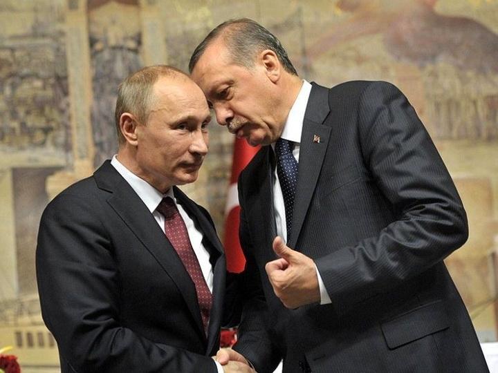 Эрдоган заявил, что попросил Путина освободить украинских моряков