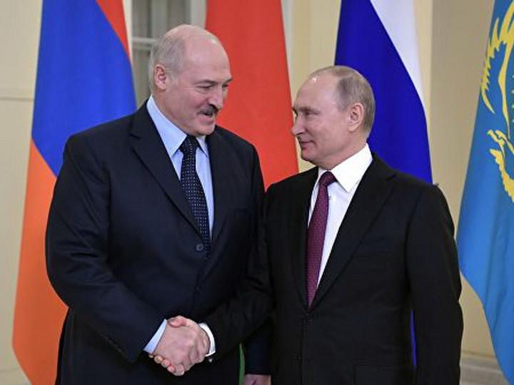 Лукашенко извинился перед Путиным за спор о ценах на газ – ВИДЕО
