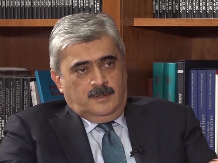 Самир Шарифов: «Социальные расходы в следующем году составят более 10 млрд манатов»