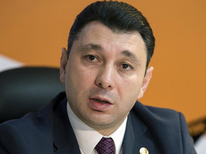 Эдуард Шармазанов: «Режим находится в панике»