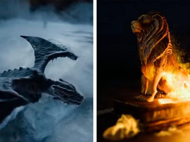 Вышел 1-ый тизер последнего сезона «Игры престолов»— Лед ипламя