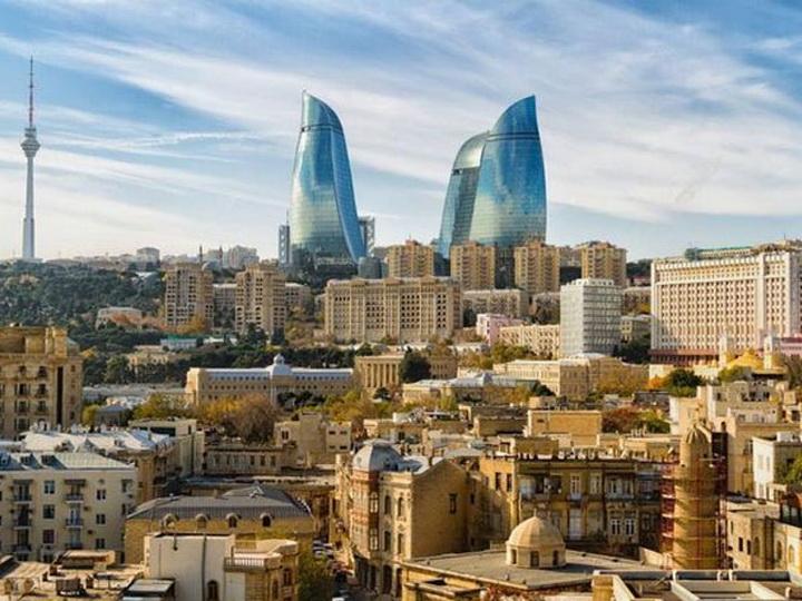 Завтра в Баку до +34, ветер юго-восточный