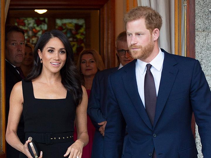 Королевская драма: беременная Меган Маркл довела принца Гарри до депрессии – ФОТО