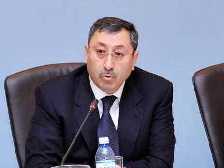 Президент Ильхам Алиев наградил Халафа Халафова