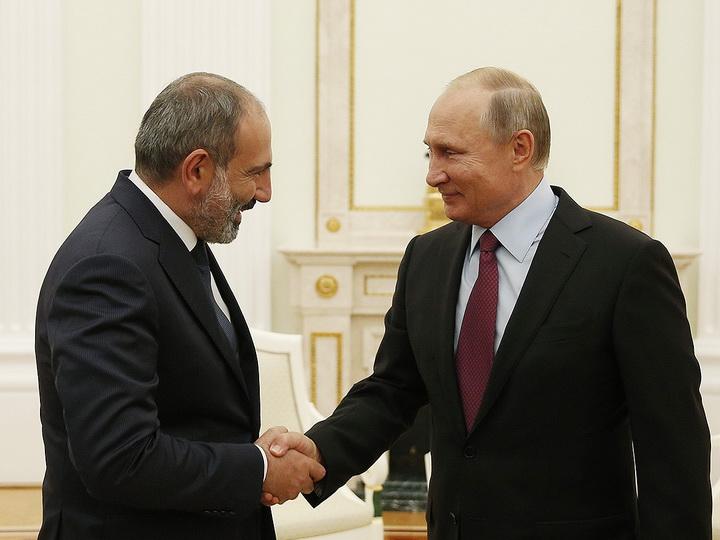 Путин vs Пашинян: обратная сторона молчания
