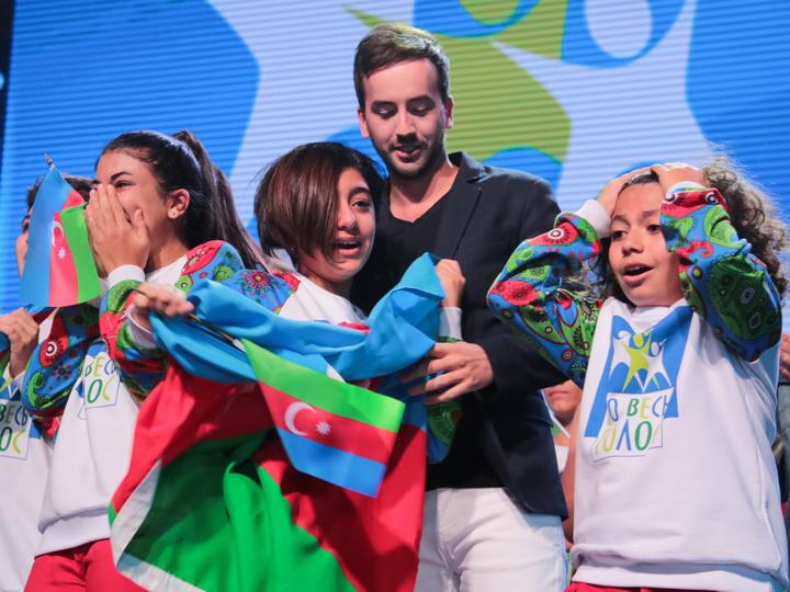 Азербайджан победил в международном проекте «Во весь голос» на канале «Мир 24» – ФОТО – ВИДЕО