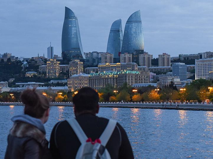 В Баку продолжается 5-я Глобальная конференция молодых парламентариев Межпарламентского союза