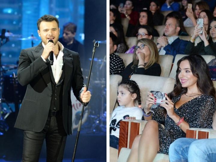 EMIN: «Лейла Алиева замечательный человек с большим сердцем» - ФОТО