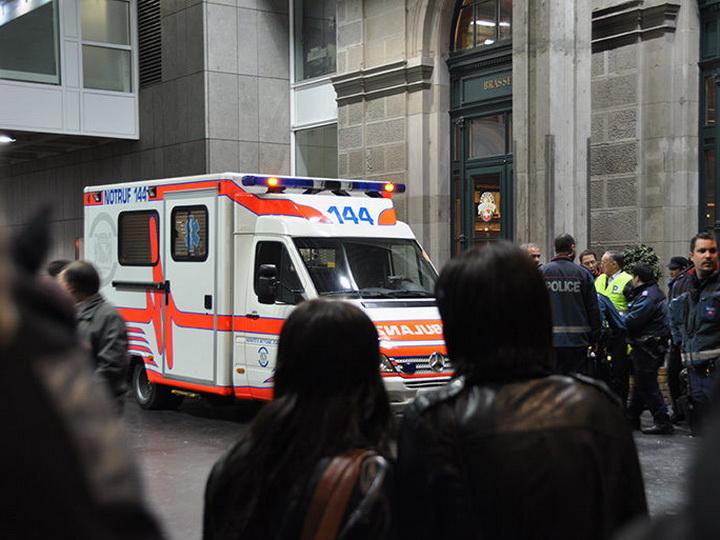 В ДТП с автобусом в Швейцарии пострадали десять россиян - ФОТО