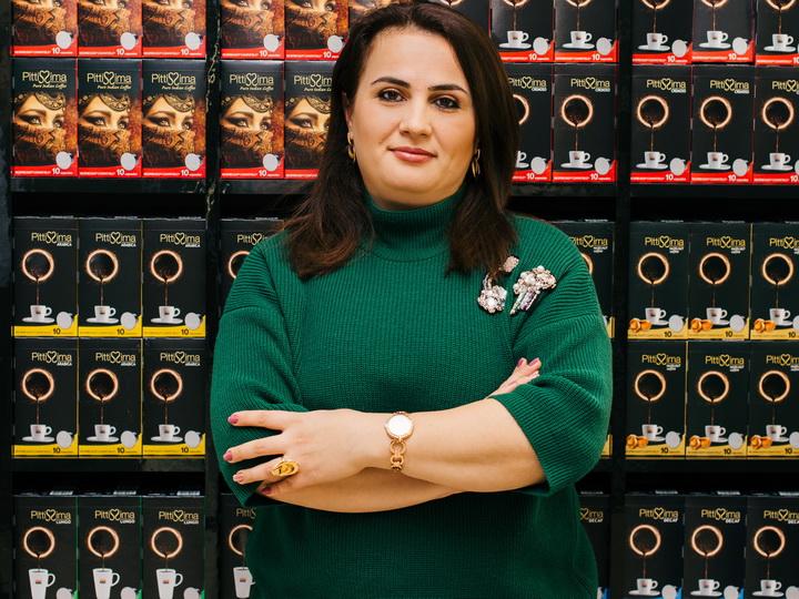 6670a6533e59 Директор Espresso Club Azerbaijan Эллада Гасанова  Наша цель - сделать  натуральный кофе доступным для каждого