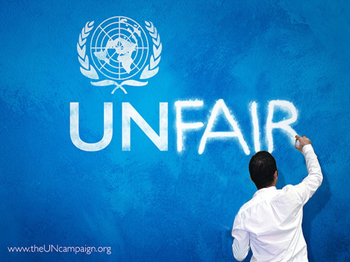 Израилю нельзя, Армении можно: об очередном проявлении двойных стандартов ООН в вопросе Карабаха – ФОТО