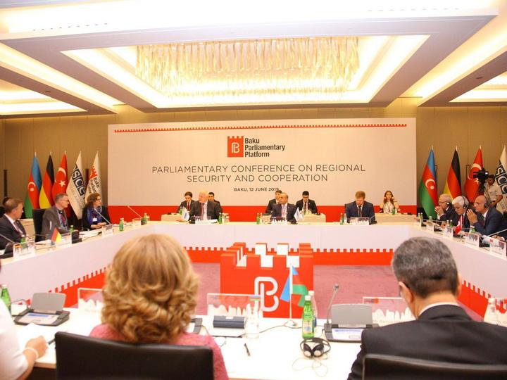 В Баку создается парламентская платформа диалога и сотрудничества