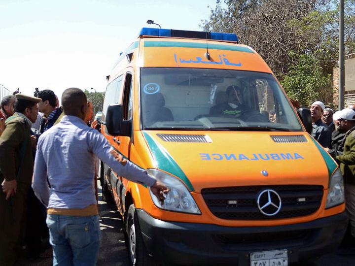 В Каире прогремел взрыв в автобусе