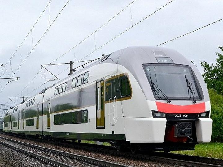 В 2019 году заработает скоростной поезд из Баку в Габалу