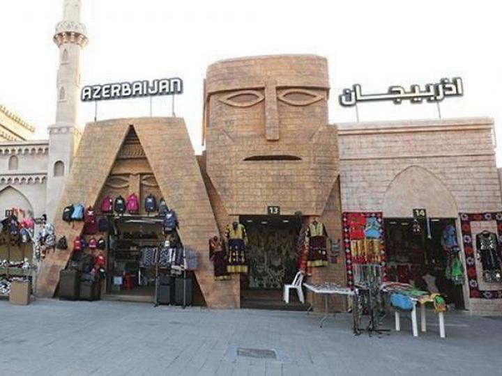 Павильон Азербайджана в виде памятника «Мы – наши горы» привел армян в бешенство - ФОТО