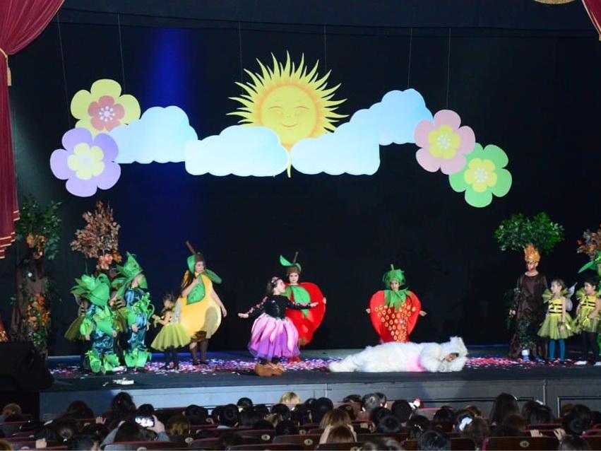 В Культурном центре СГБ покажут детский спектакль «Ненастоящий Дед Мороз для Тык-тык ханым» - ФОТО - ВИДЕО