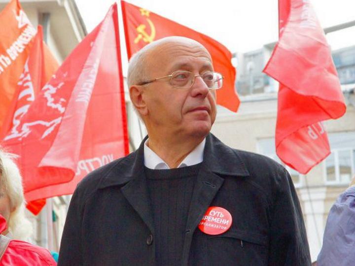 Бывший советник Горбачева Кургинян решил поссорить Баку и Тегеран