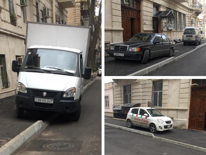 Безобразие продолжается: тротуары, как место для парковки избранных... - ФОТОФАКТЫ