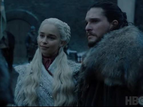 «Винтерфелл ваш!»: канал HBO показал первые кадры заключительного сезона «Игры престолов» - ВИДЕО