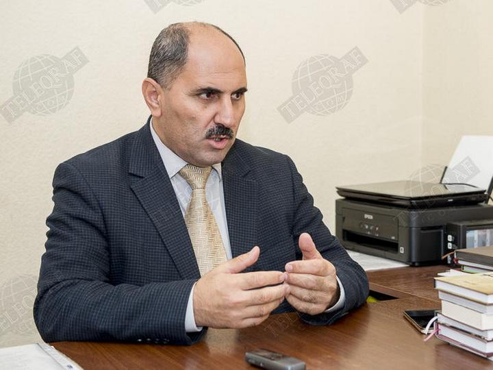Азер Хасрат: «Имя Мехмана Гусейнова пытаются использовать в грязных целях – чтобы получить гранты»