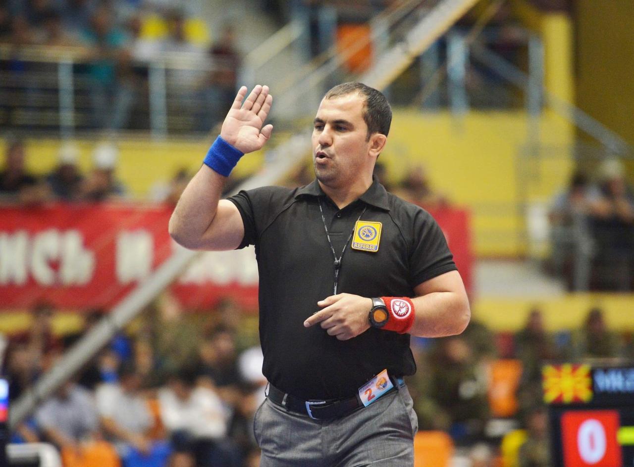 Асиф Ширалиев получил официальное приглашение на вторые Европейские игры