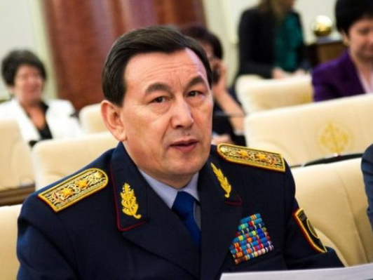 Глава МВД Казахстана и посол Армении встретились после событий в Караганде