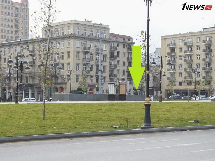 Новый пешеходный переход перед Аздрамой готов к открытию - ФОТО – ЭКСКЛЮЗИВ