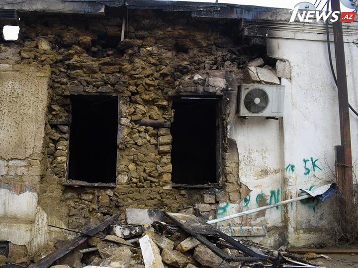 Возбуждено уголовное дело по факту взрыва в жилом доме в Баку – ФОТО – ВИДЕО – ОБНОВЛЕНО