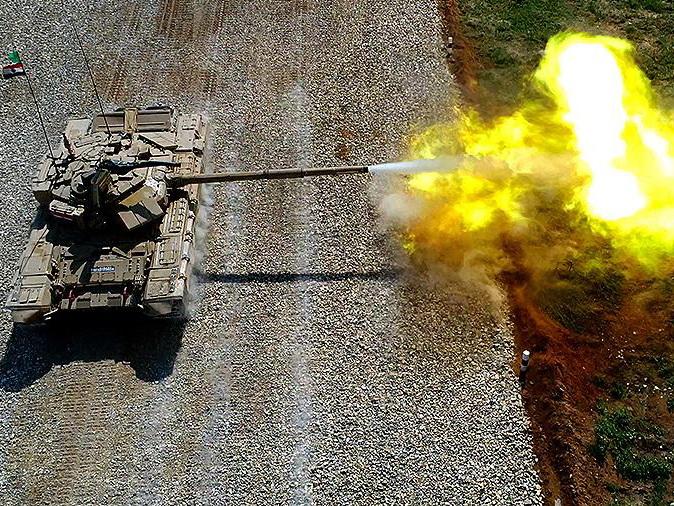 National Interest оценил приобретенный Азербайджаном «смертоносный» танк Т-90С