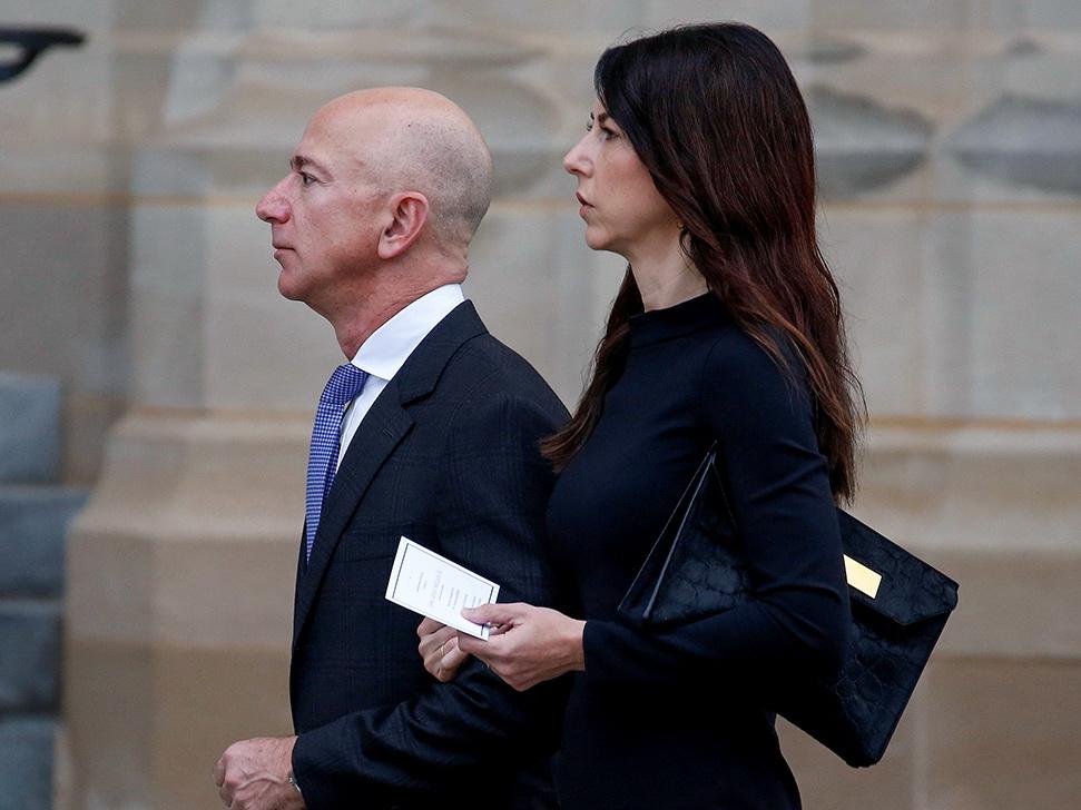 Самый богатый человек в мире объявил о разводе