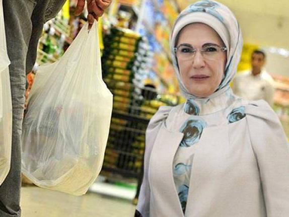Эрдоган объявил «войну» пластиковым пакетам - ВИДЕО