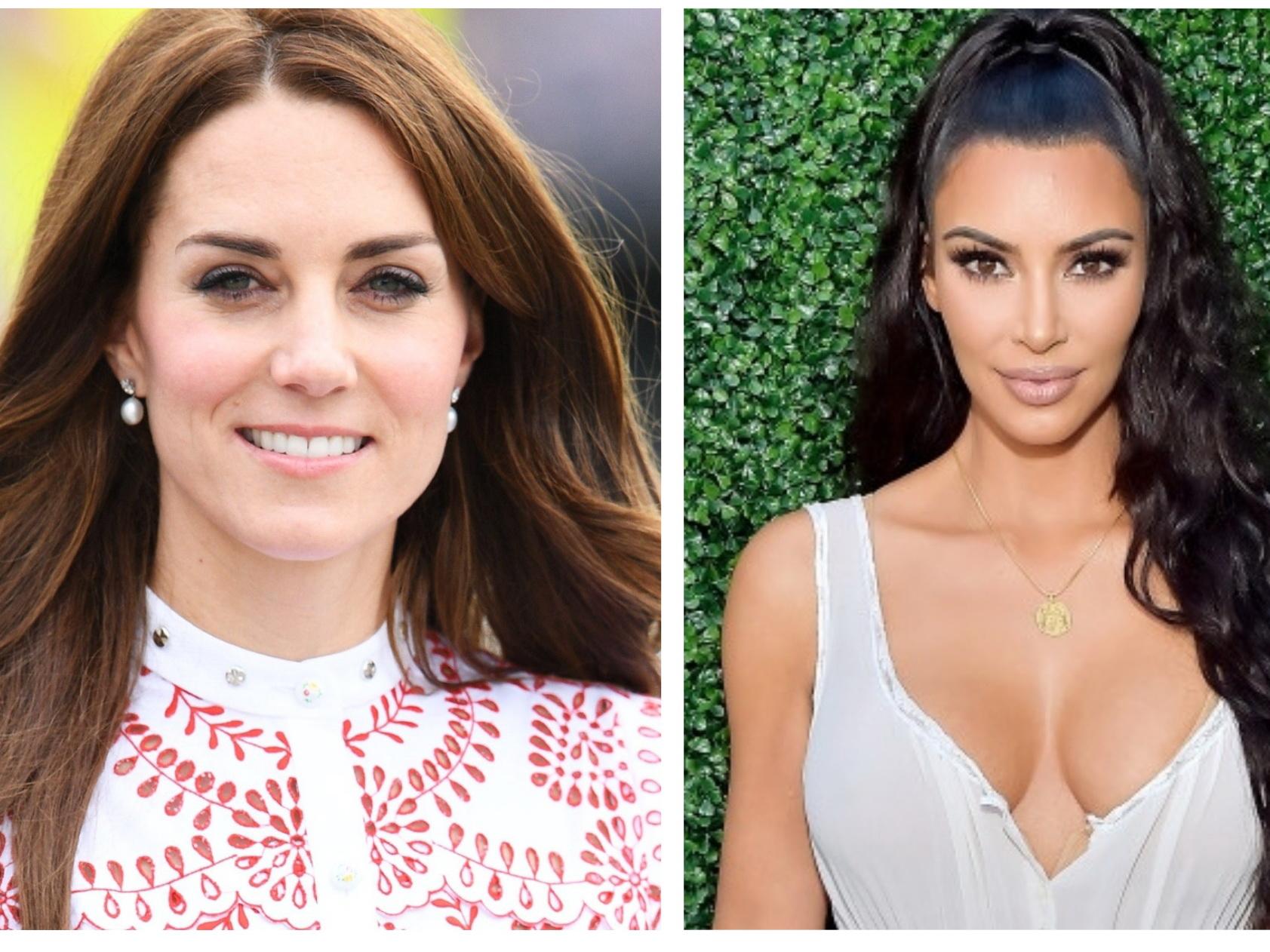 Кейт Миддлтон не желает навязчивой дружбы с Ким Кардашьян и возвращает ей подарки – ФОТО – ВИДЕО