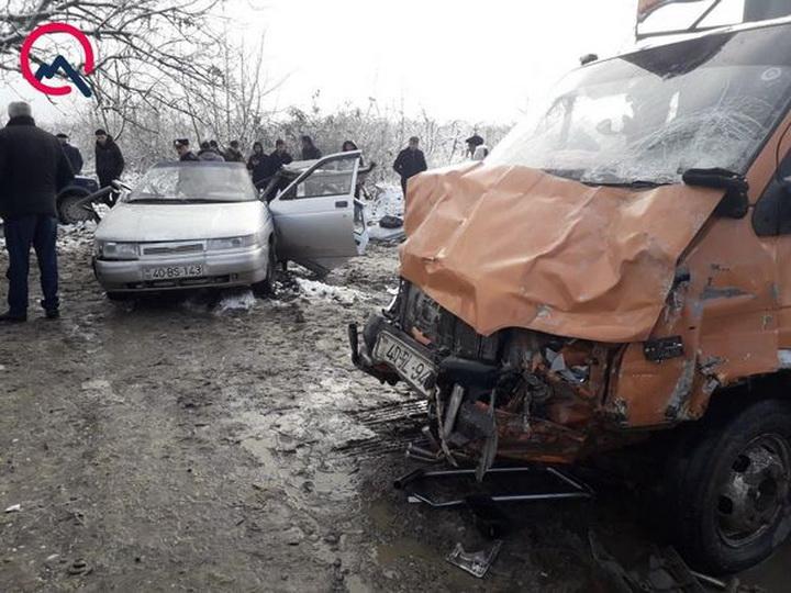 Возросло число погибших в тяжелом ДТП на трассе Губа-Хачмаз – ФОТО – ОБНОВЛЕНО