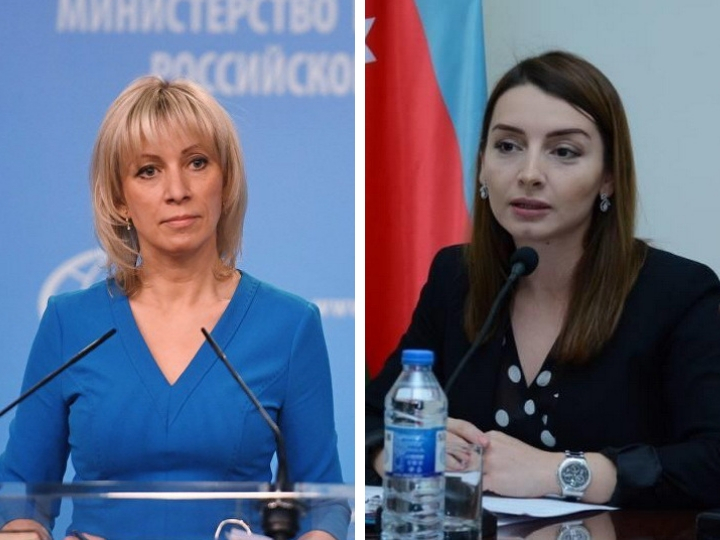 МИД Азербайджана ответил на заявления Захаровой о задержании армянки в бакинском аэропорту
